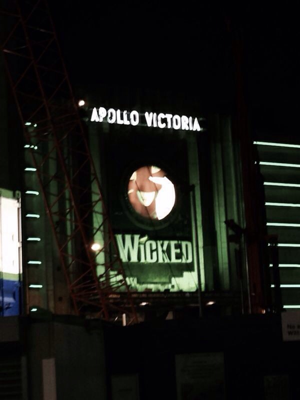 Theatre Trip: Wicked