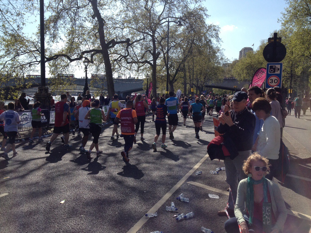 Virgin Money London Marathon – Truly Inspiring
