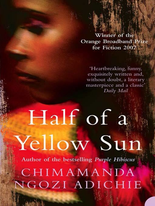 Half a Yellow Sun Book