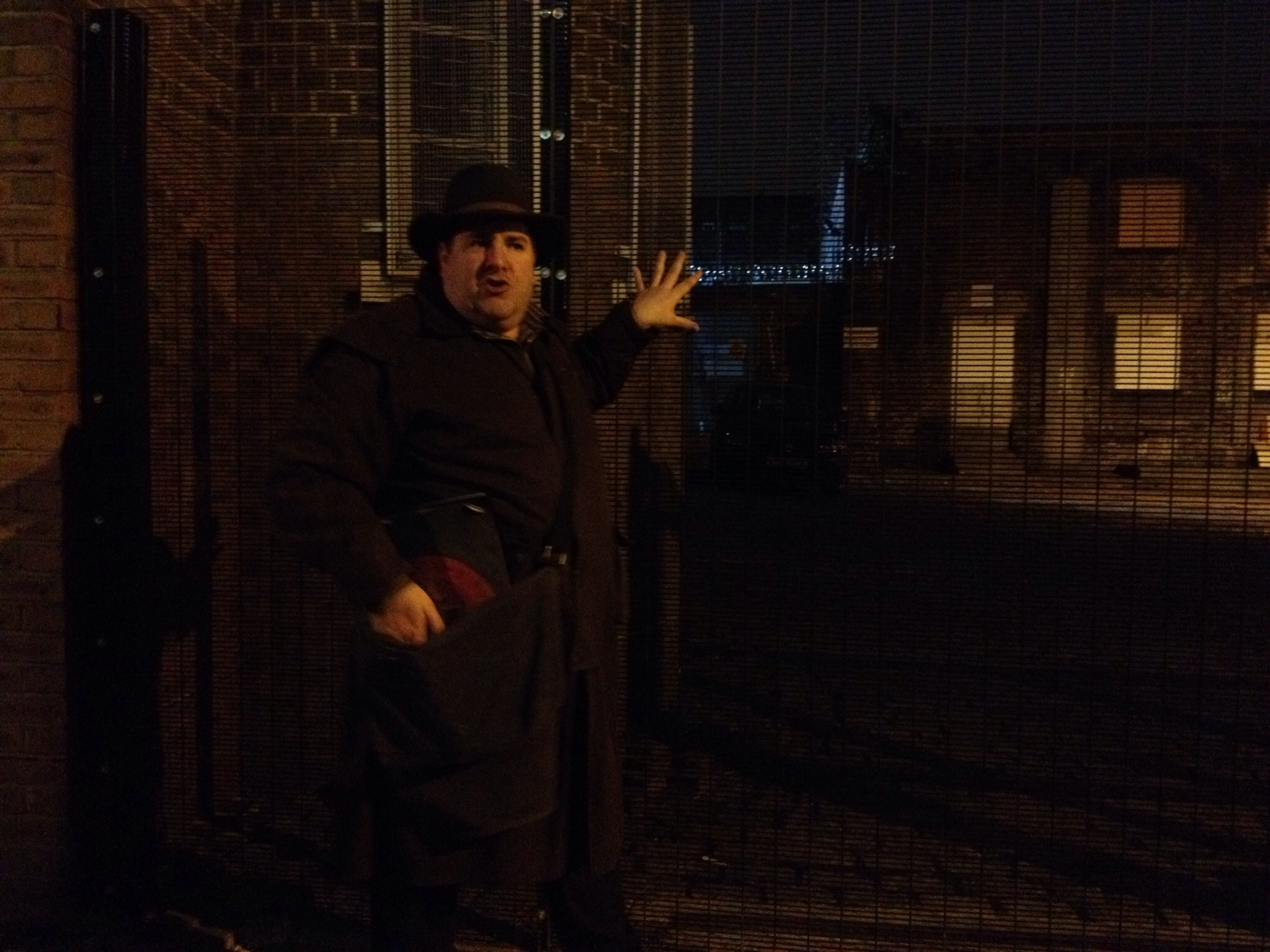 Jack the Ripper Walk with Ripper Vision
