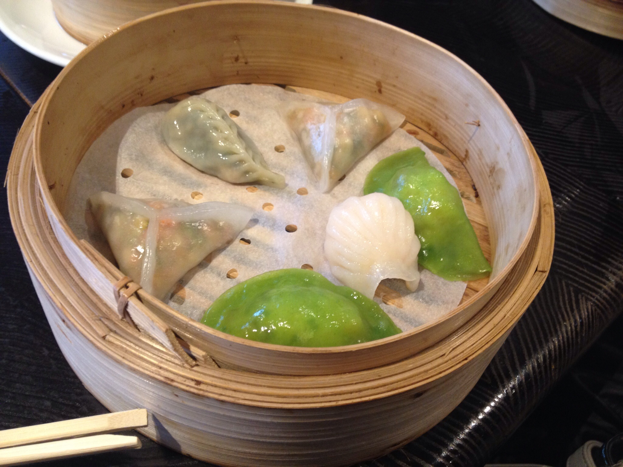 Ping Pong Steamed Dim Sum