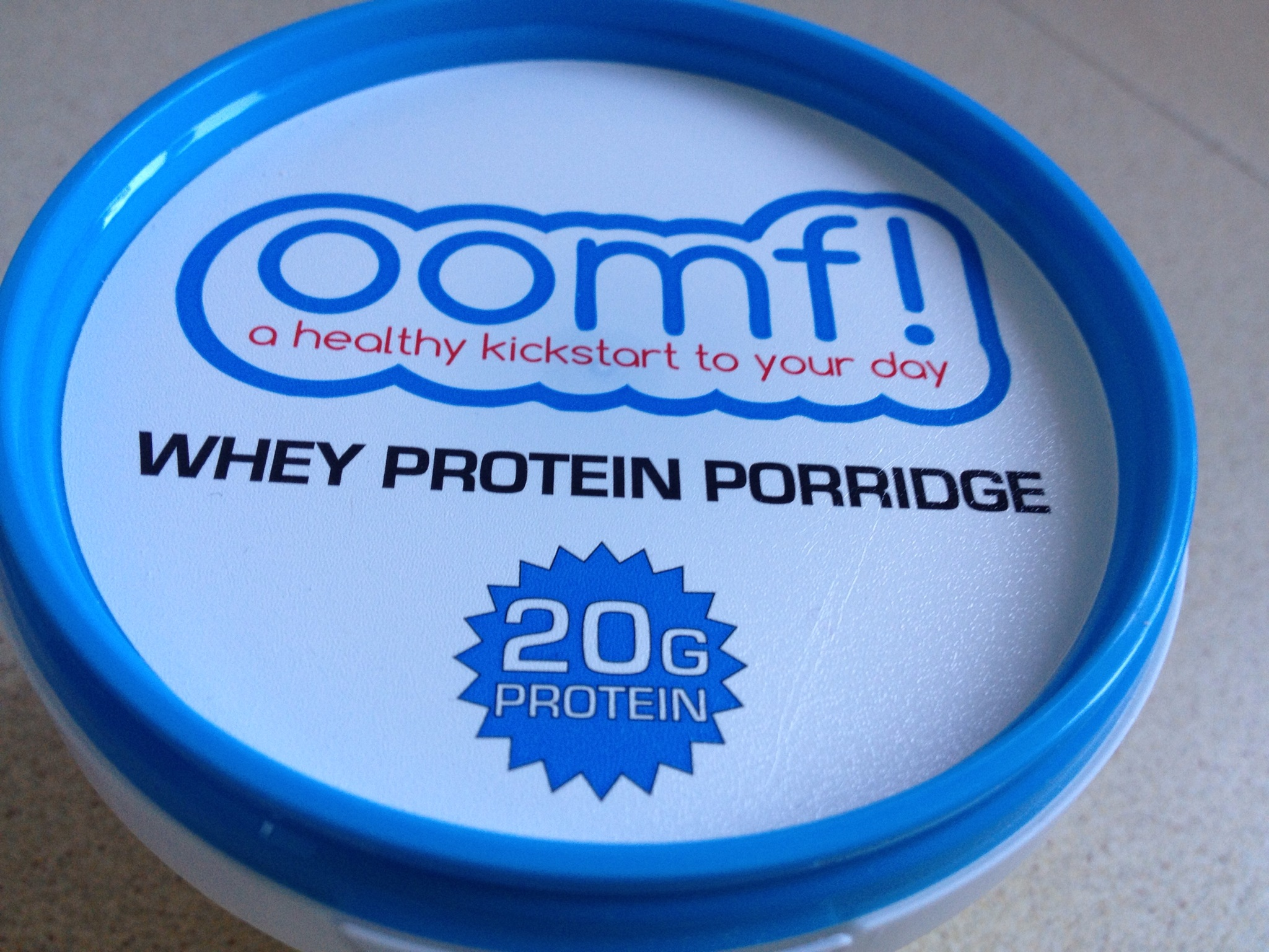 Oomf! Why Protein Porridge Pot