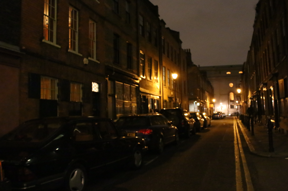 Jack the Ripper Walk with Ripper Vision street view