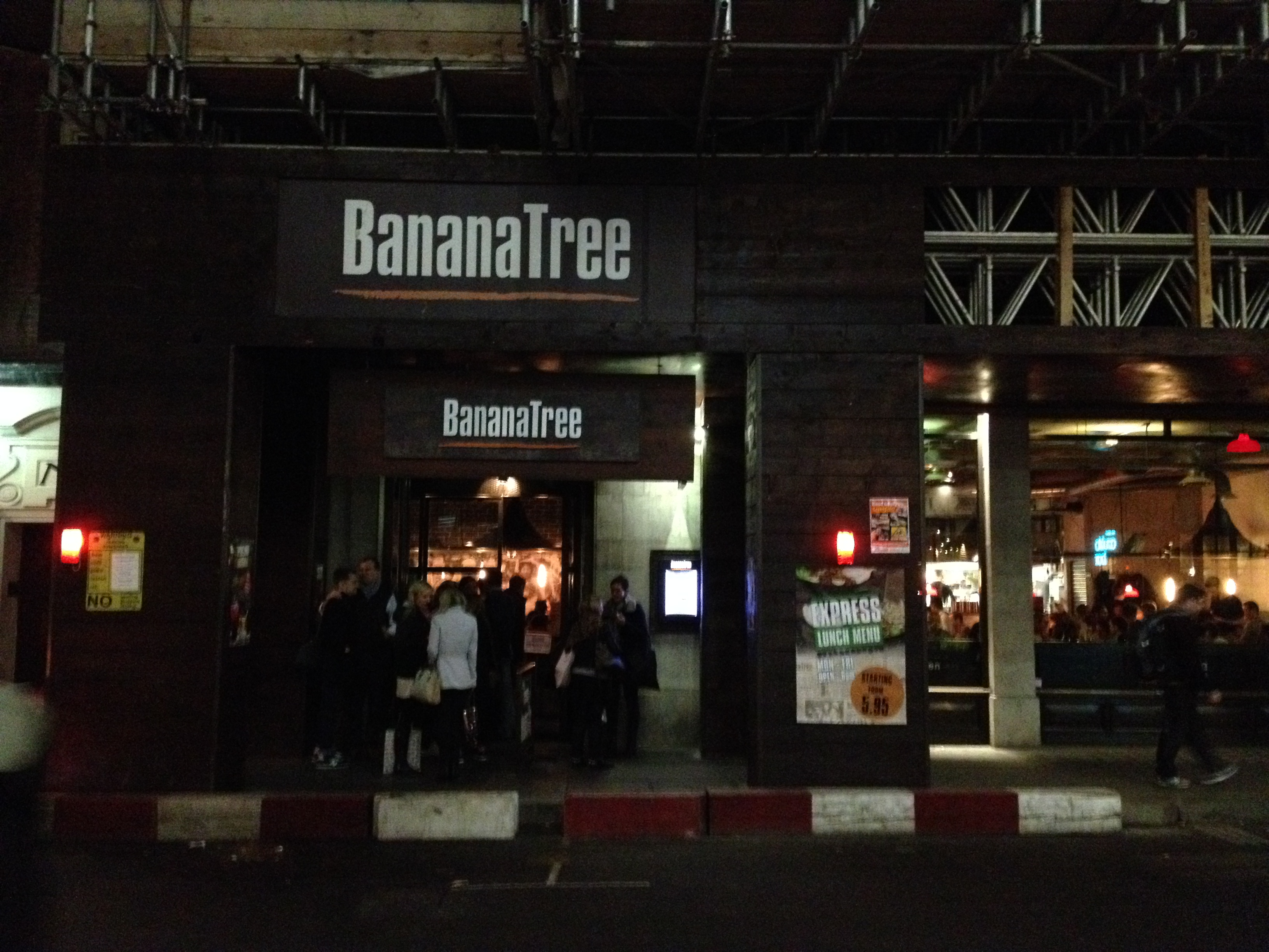 Banana Tree Restaurant Review