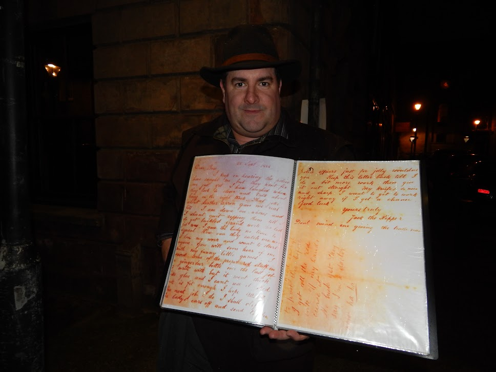 Jack the Ripper letter