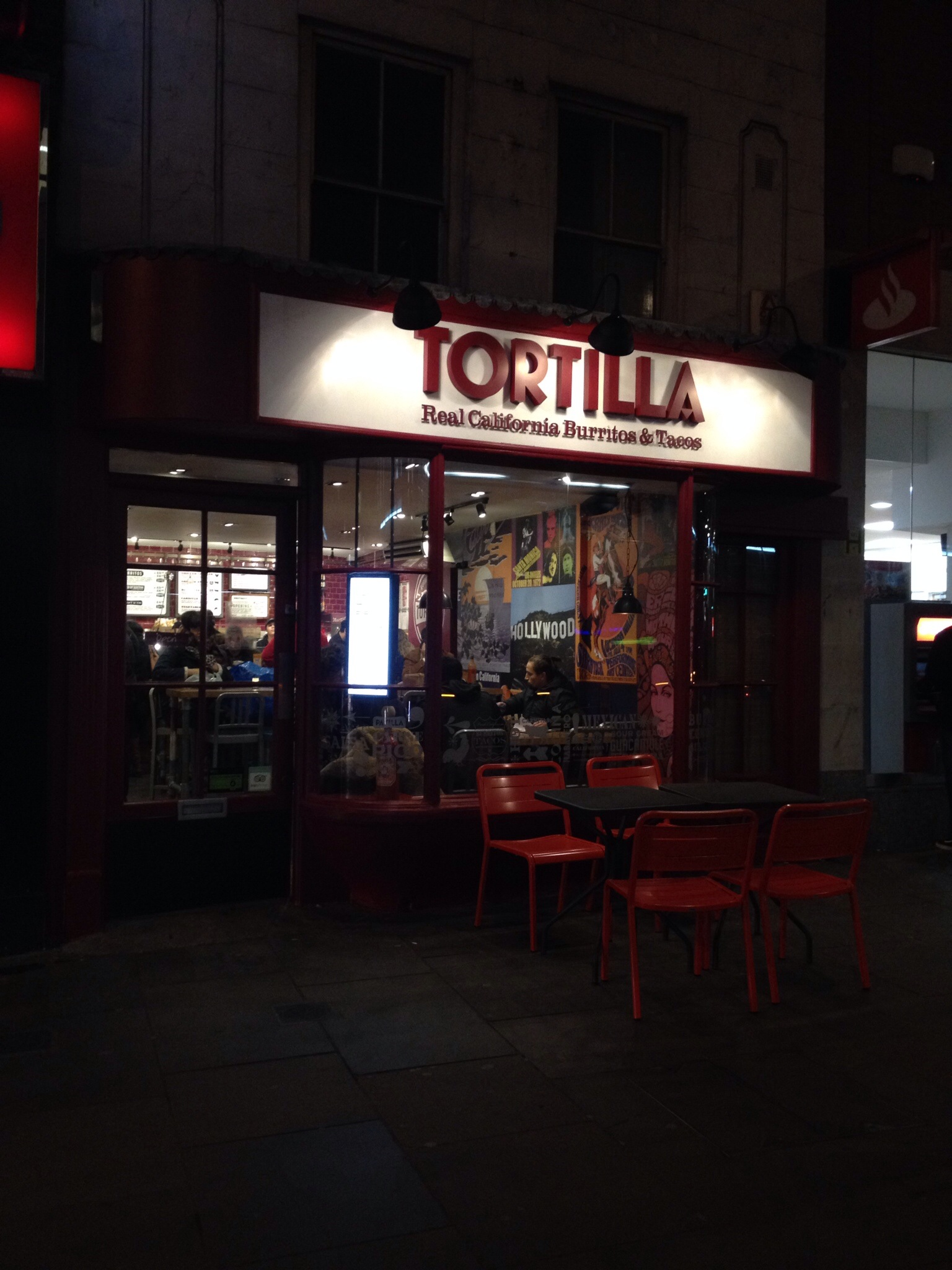 Have you ever tried Tortilla?