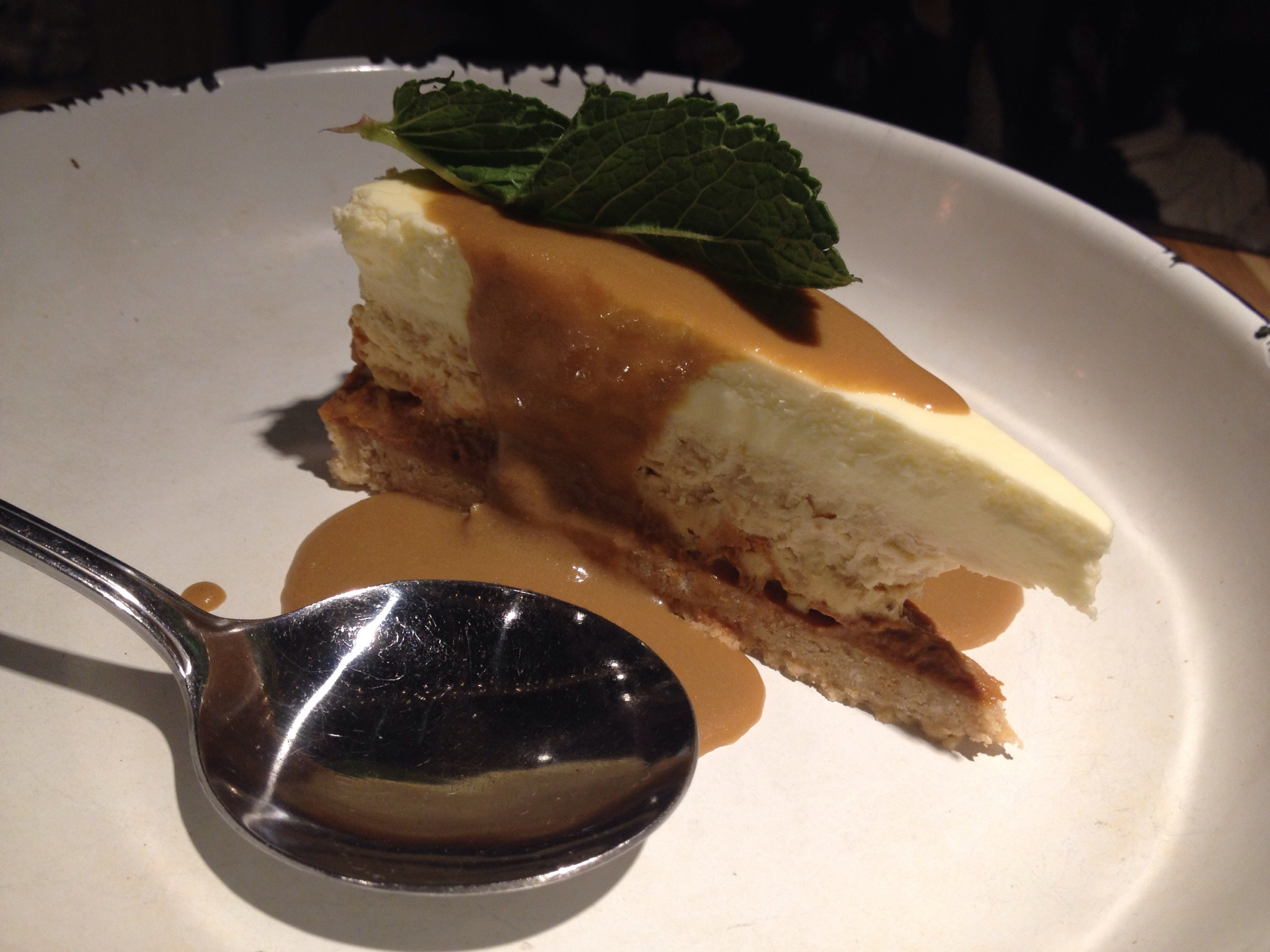 Turtle Bay - Banana & Toffee Cheesecake