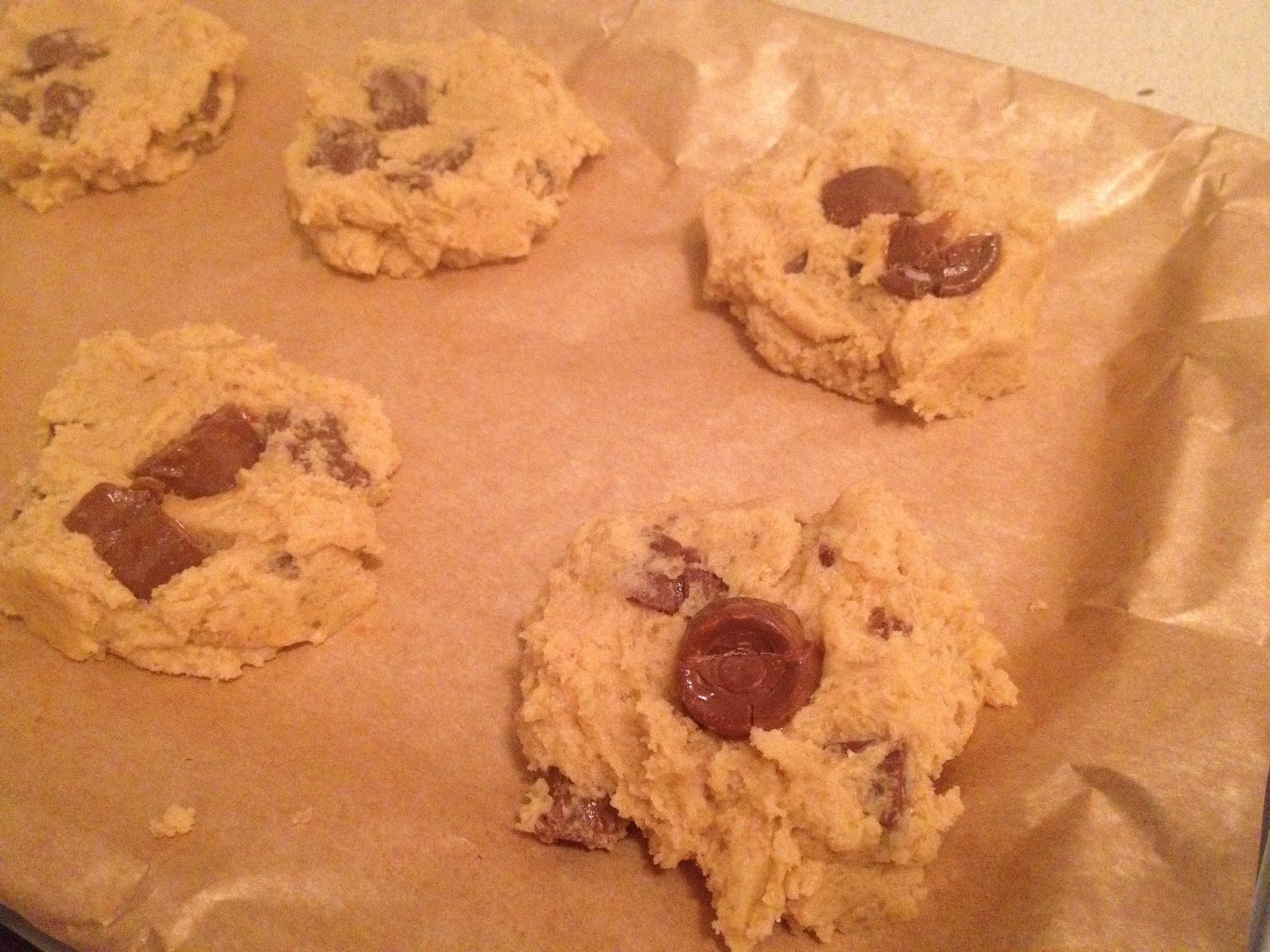 Tabasco Hot Rolo Cookie Recipe
