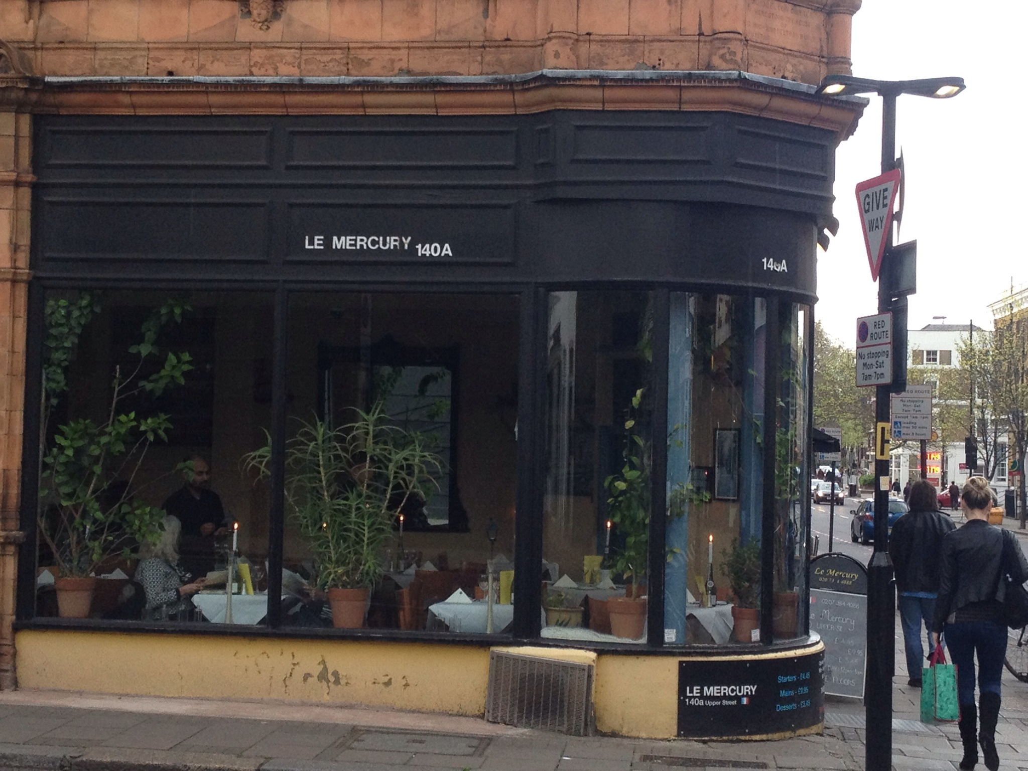 Le Mercury - Upper Street, Islington
