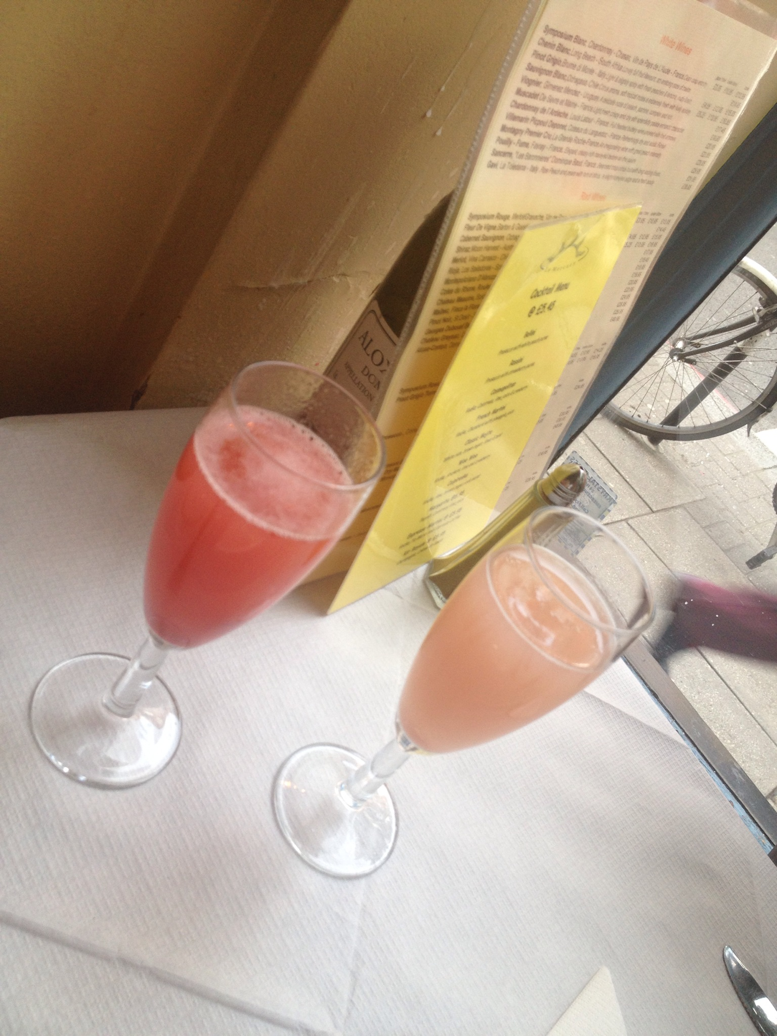 Bellini and Rossini - Le Mercury, Upper Street Islington