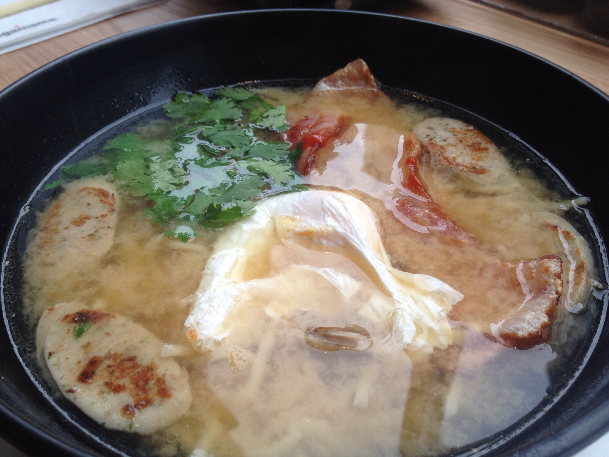 Wagamama - Great Marlborough Street - Breakfast Menu