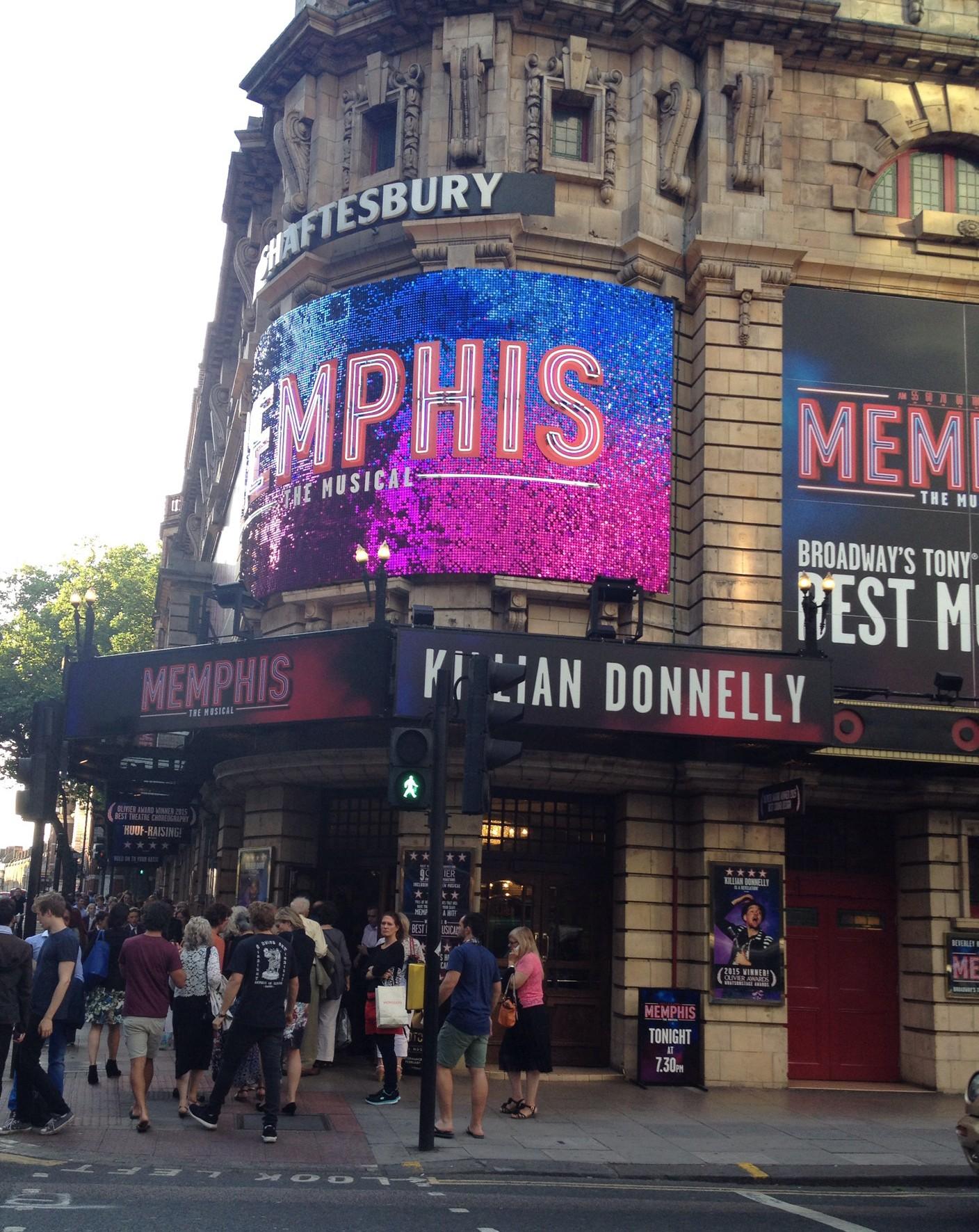 Theatre|| Memphis the Musical