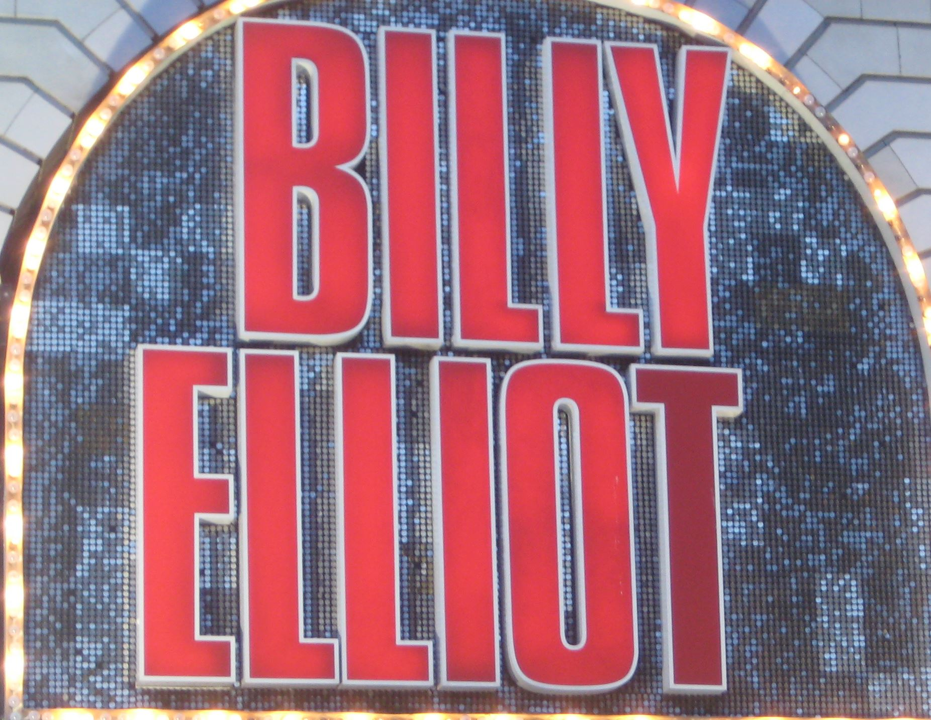Billy Elliot Victoria Palace Theatre