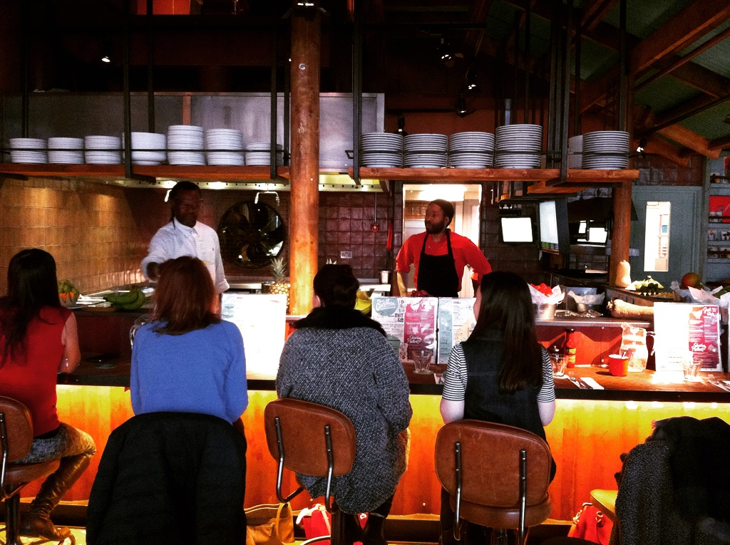 Levi Roots Cookery Session (5)