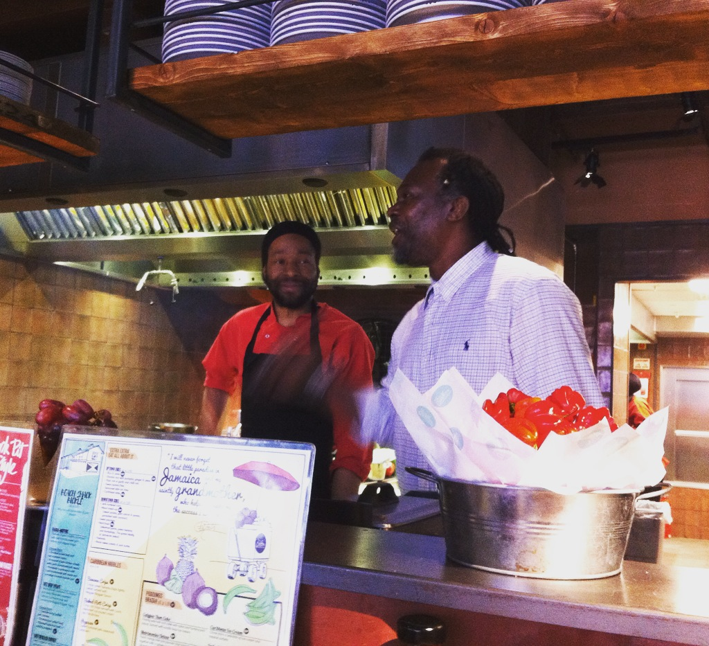Levi Roots New Caribbean Cooking Sessions