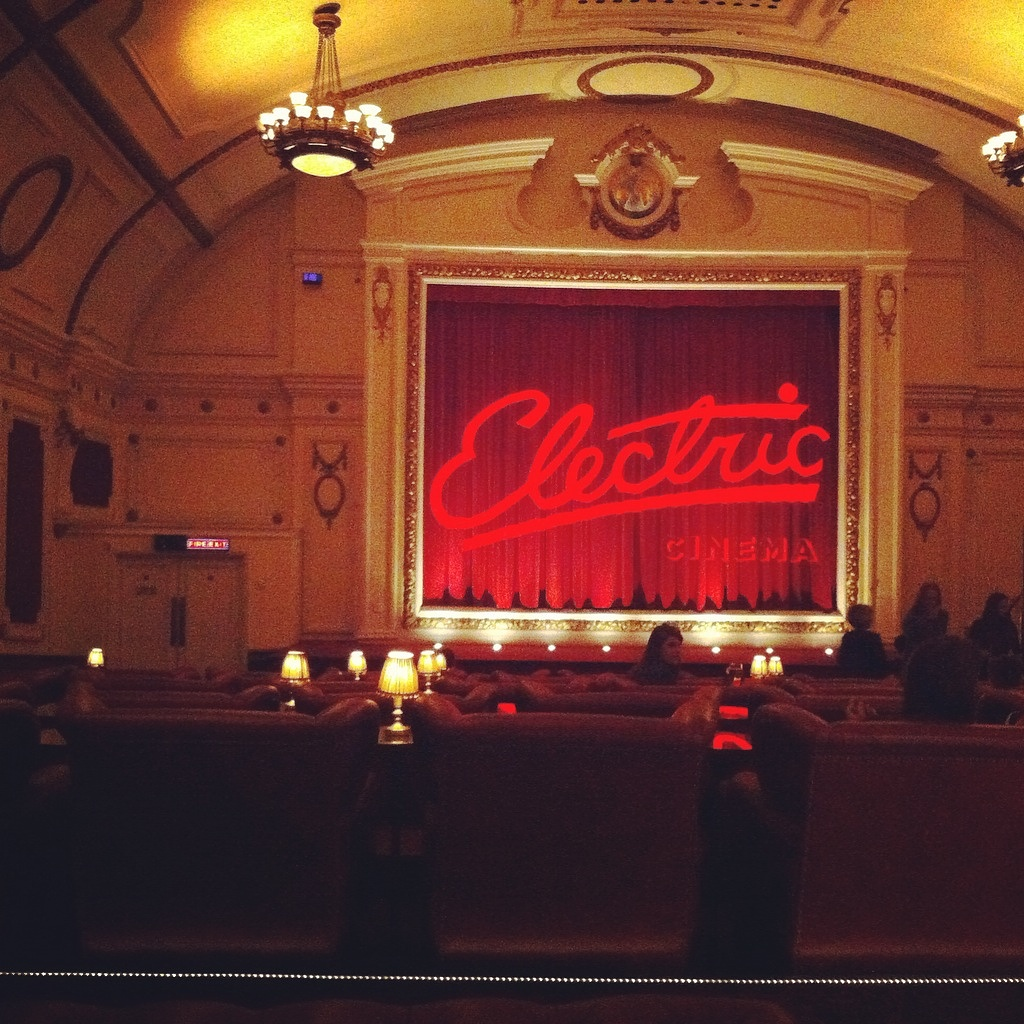 Electric Cinema & Electric Diner - Portobello Road