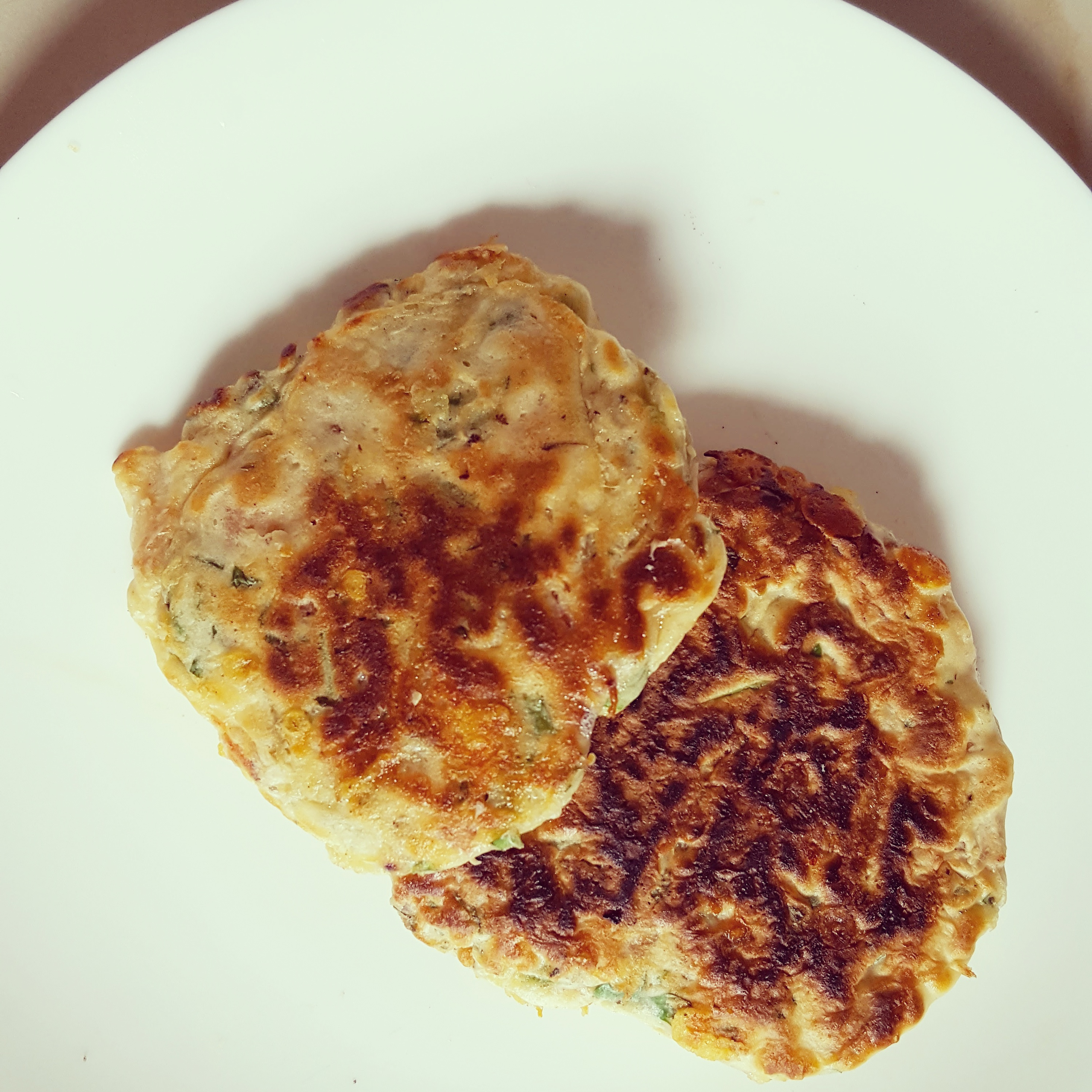 Homemade brunch savoury pancakes (6)