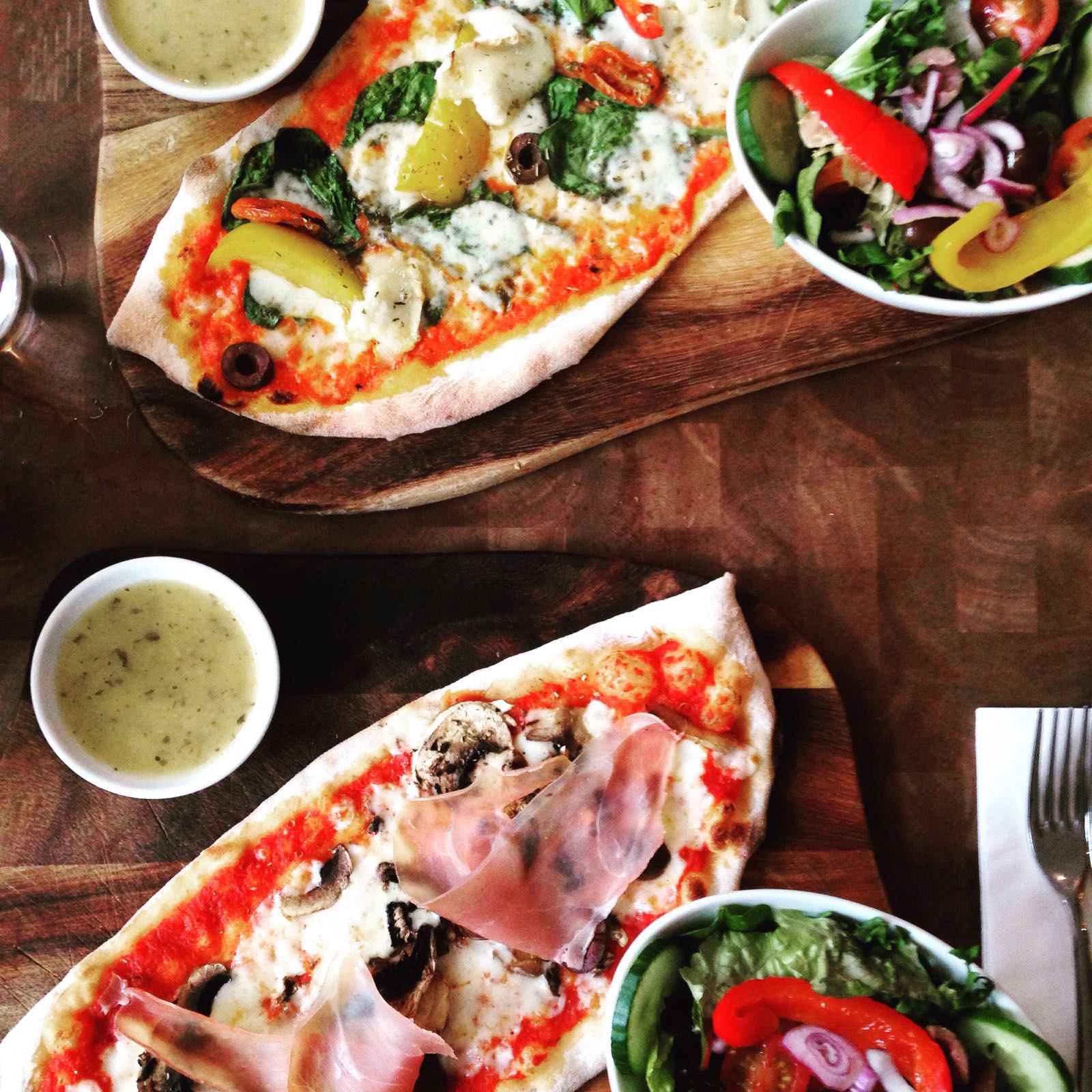 Prezzo New Summer Menu