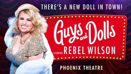 guys and dolls rebel wilson