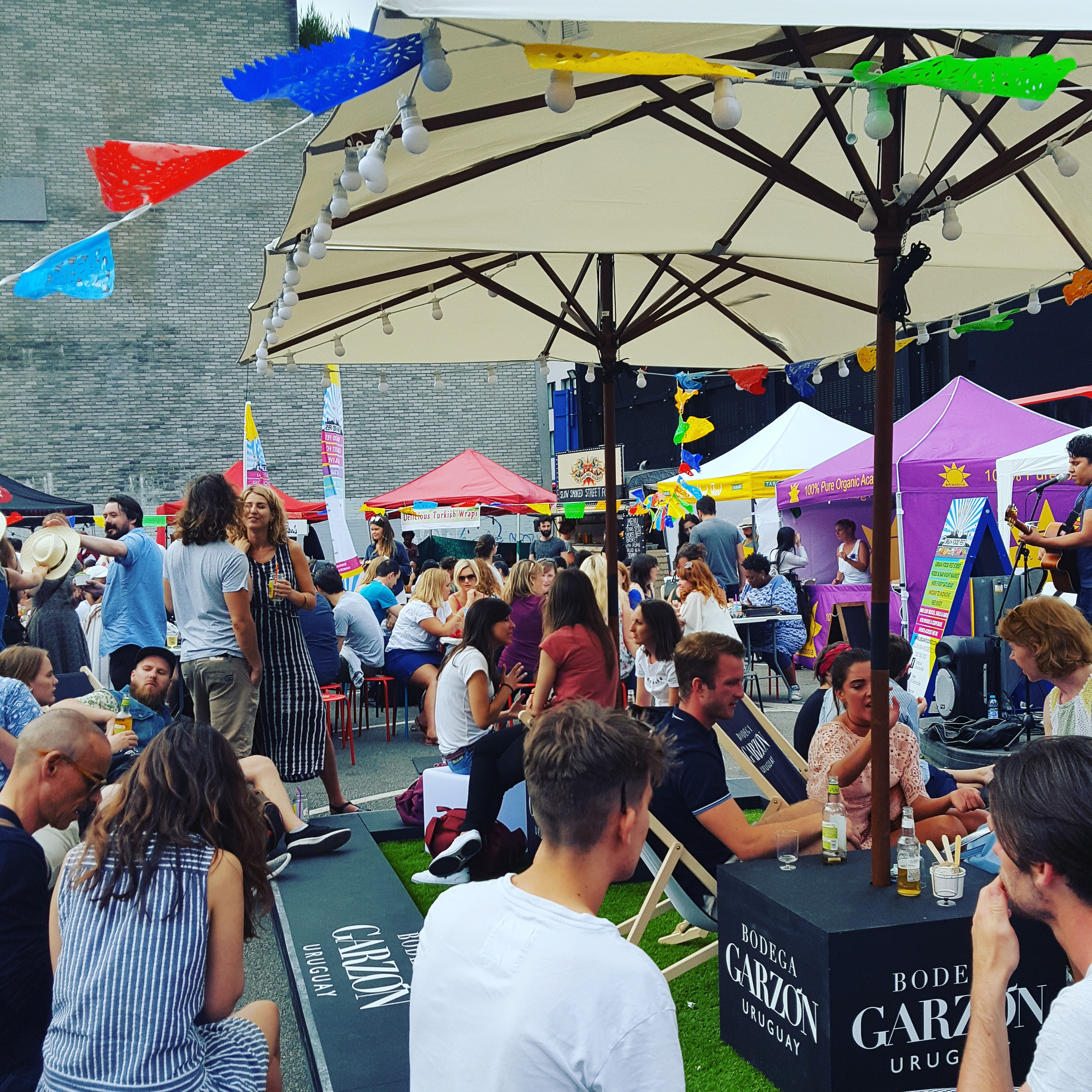 Out & About|| Urban Food Fest: Uruguay came to London