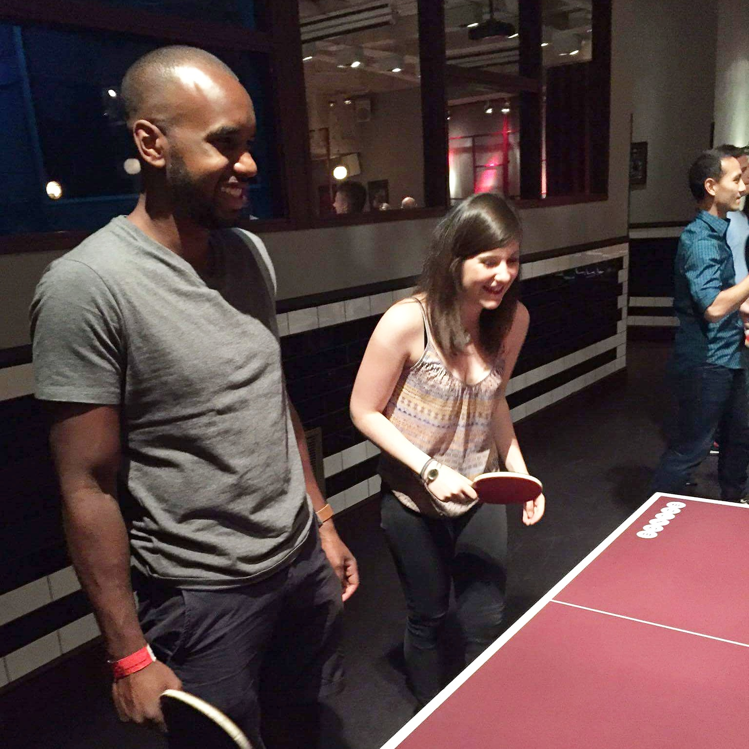 Bounce, Ping Pong, Farringdon