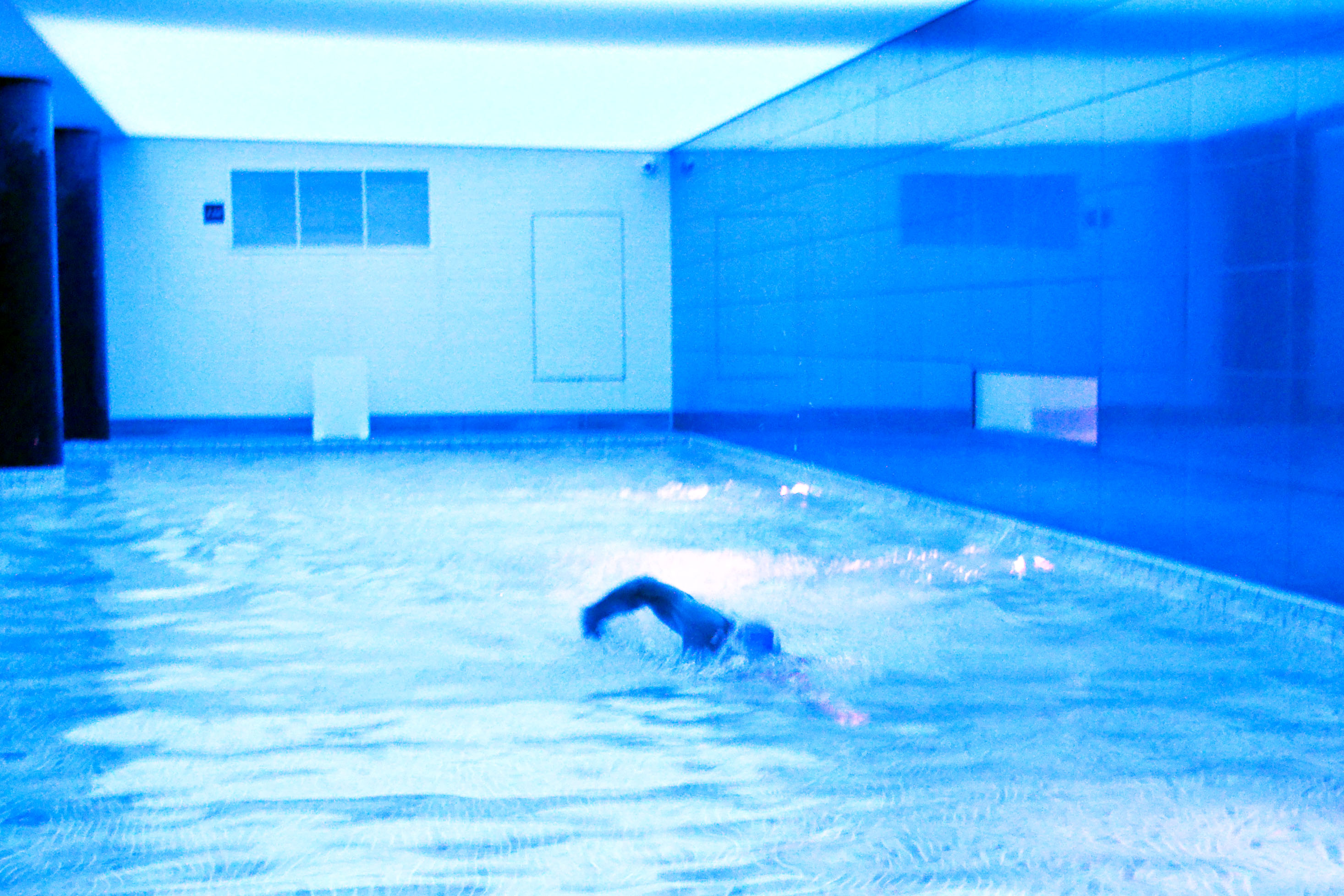 Hammersmith Fitness First, Swimming