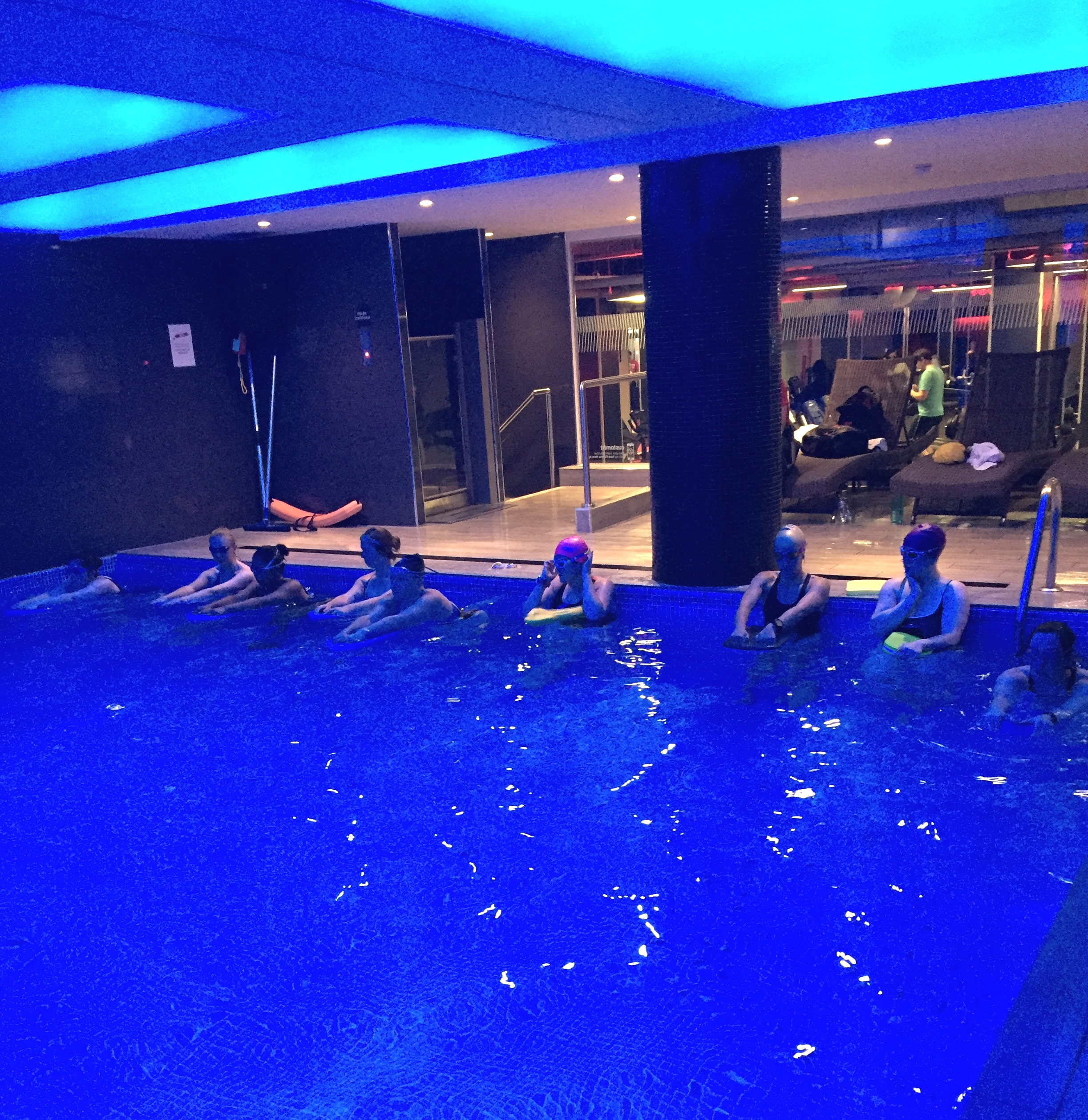Swimming, Fitness First, Hammersmith
