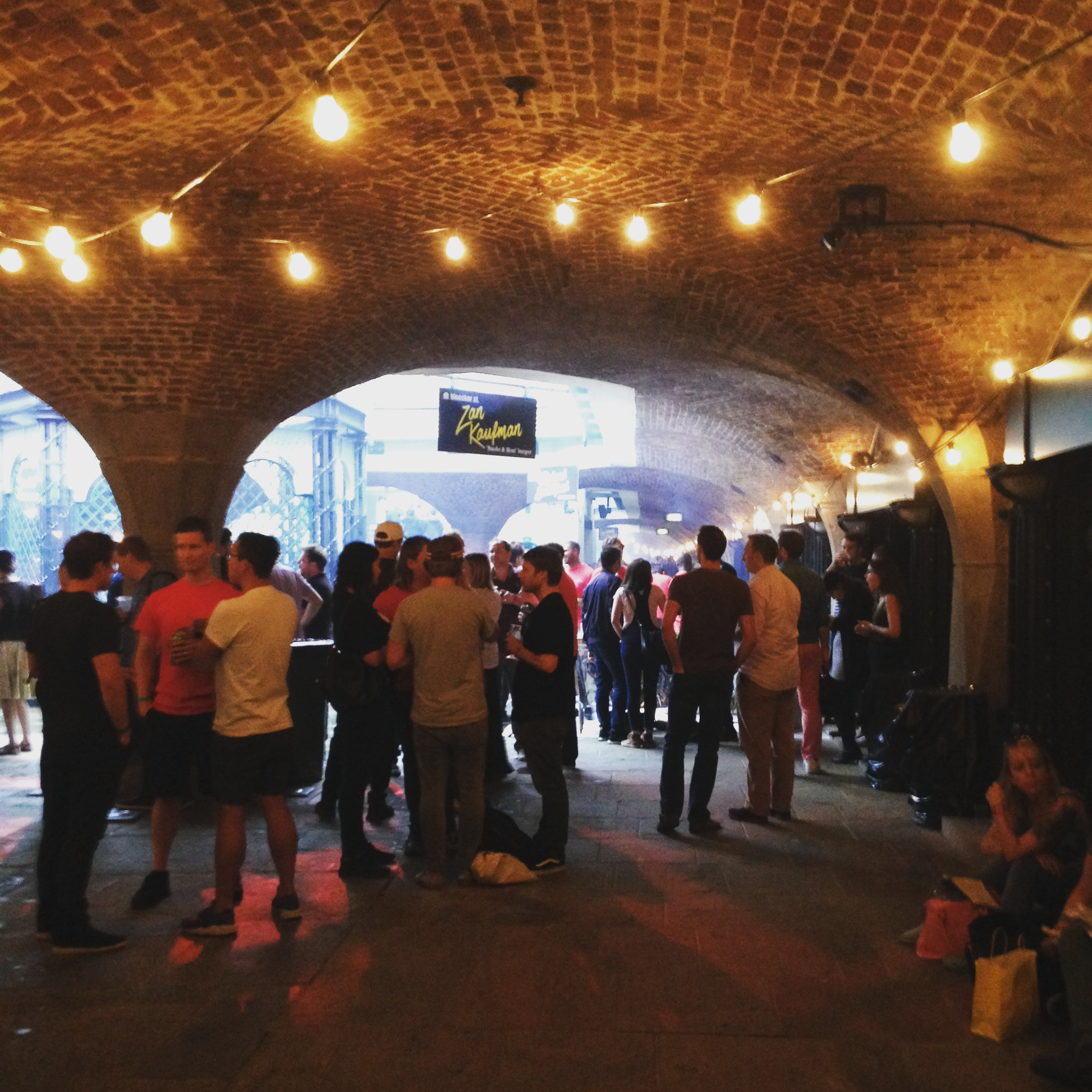 Meatopia 2016, Tobacco Dock
