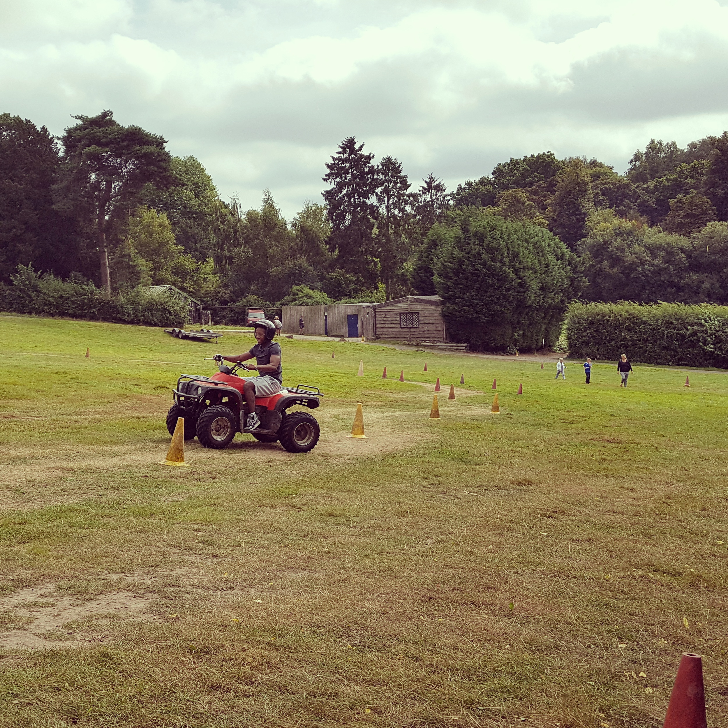 Quad Biking, Priory Events, Redhill