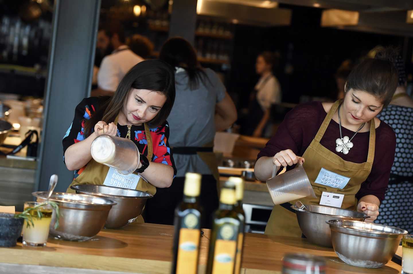 Autumnal Bakes Workshop with Hotpoint and Currys PC World