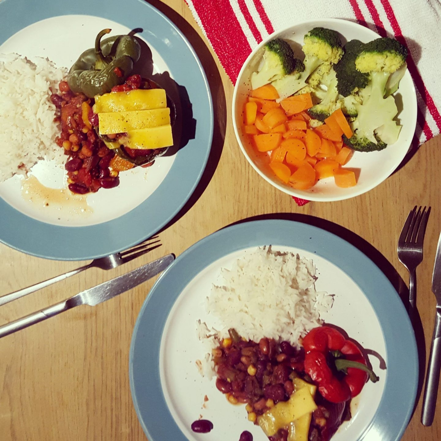 Veggie Bean Chilli Recipe