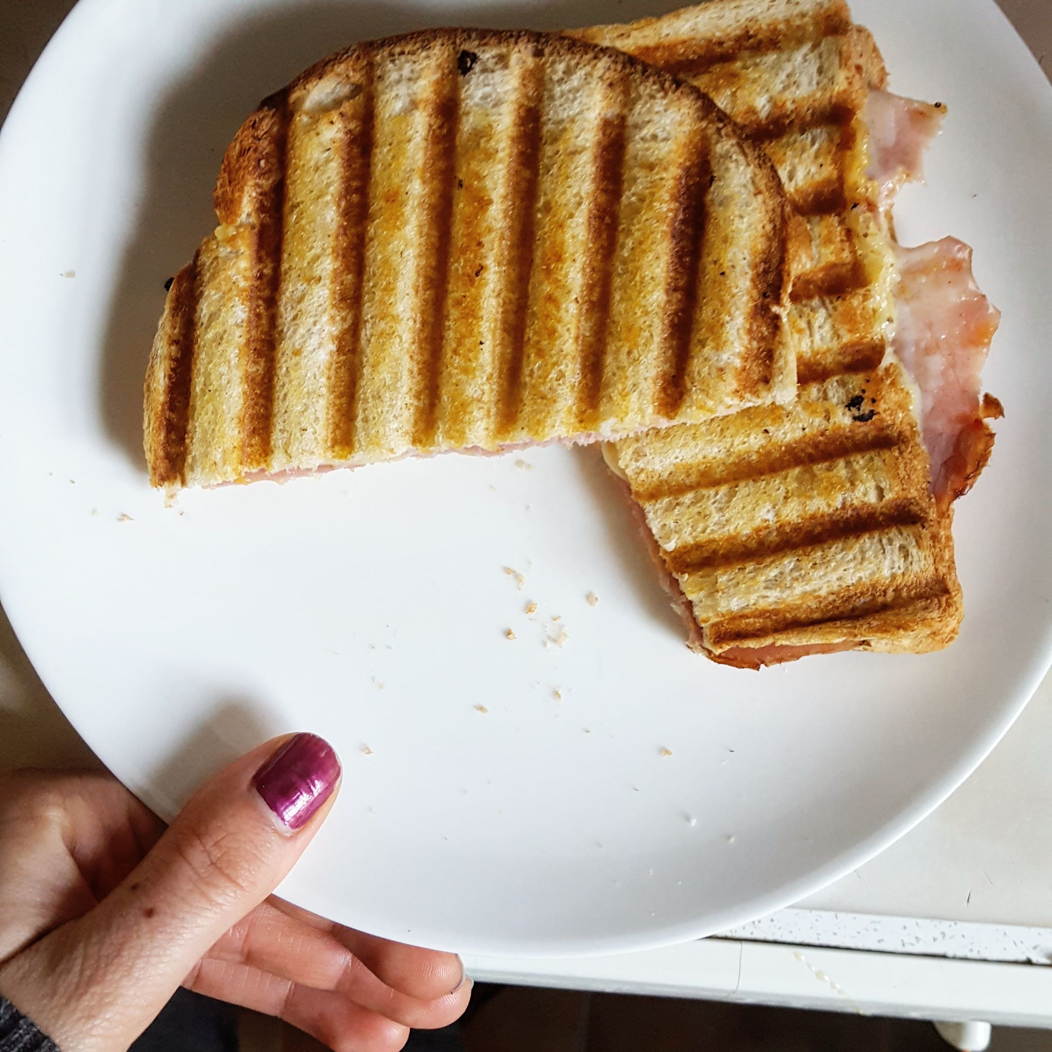 Ultimate Cheese Toastie Recipe