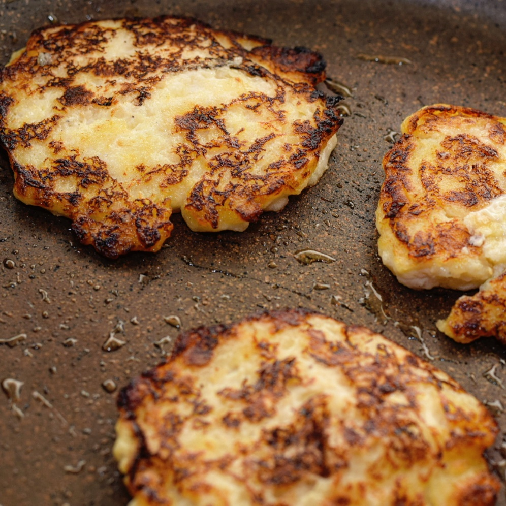 Banana and Yoghurt pancake recipe