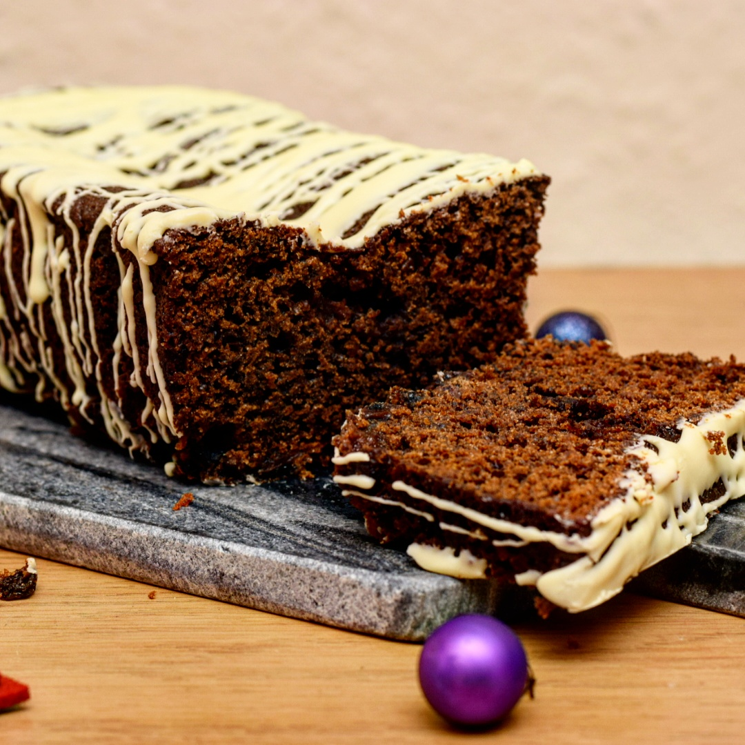 Christmas ginger cake recipe