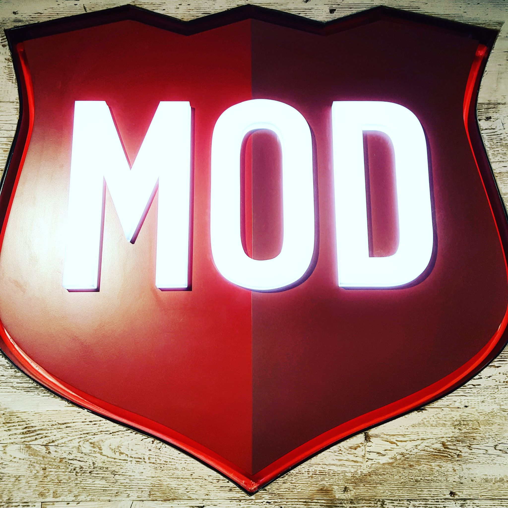 MOD Pizza, Leicester Square