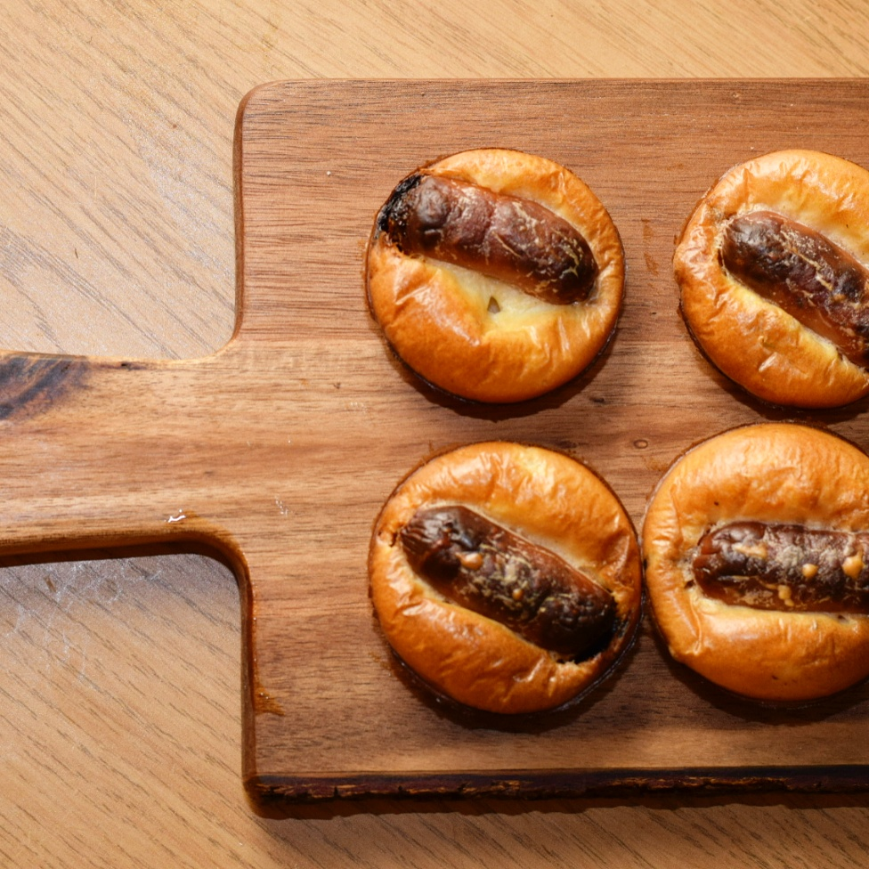Recipe|| Miniature toad in hole canapes