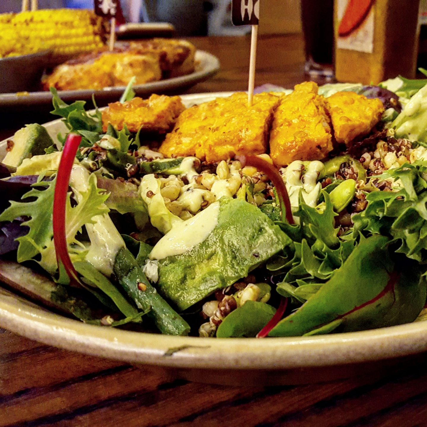 Nando's Healthy Options, O2 Centre Finchley Road