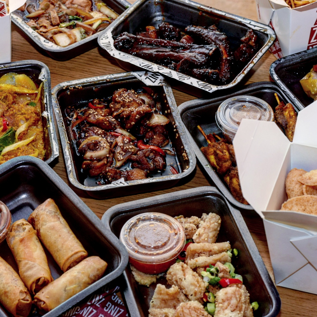 Eating Out – In|| Zing Zing, Chinese
