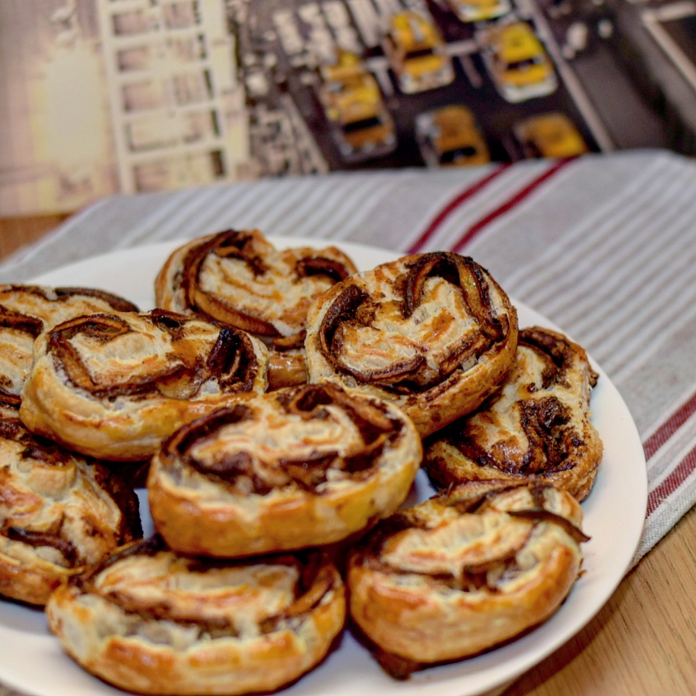 Apple Cinnamon Whirls recipe