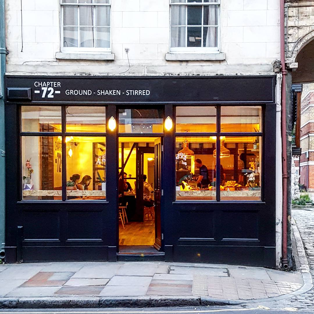 Chapter 72 London's Best Espresso Martinis