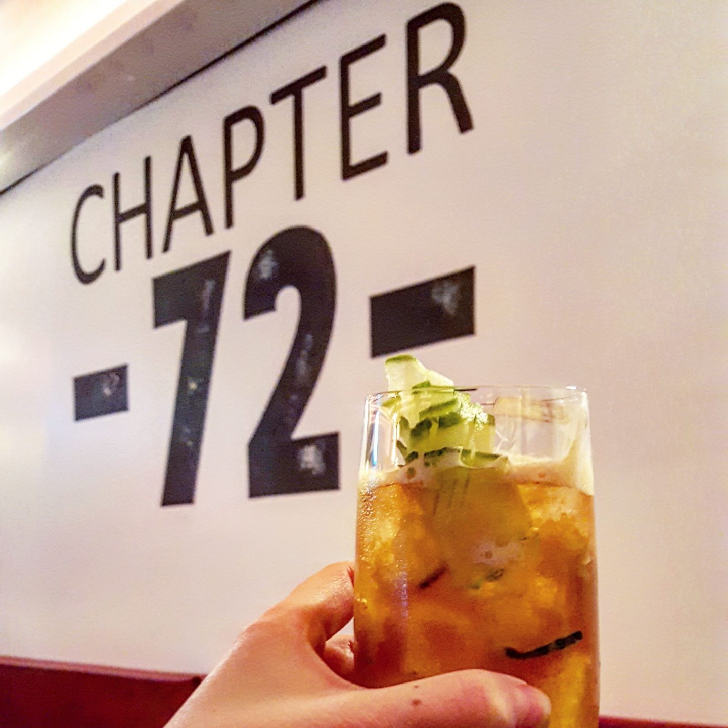 Chapter 72, Bermondsey, coffee & cocktail bar