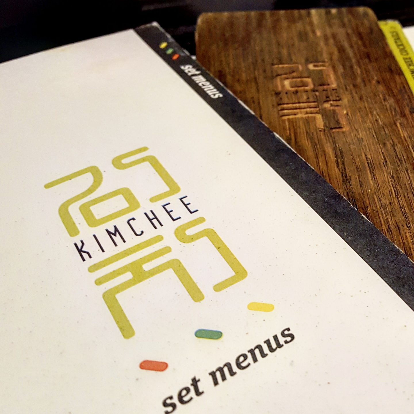 Kimchee Restaurant, Korean, Holborn
