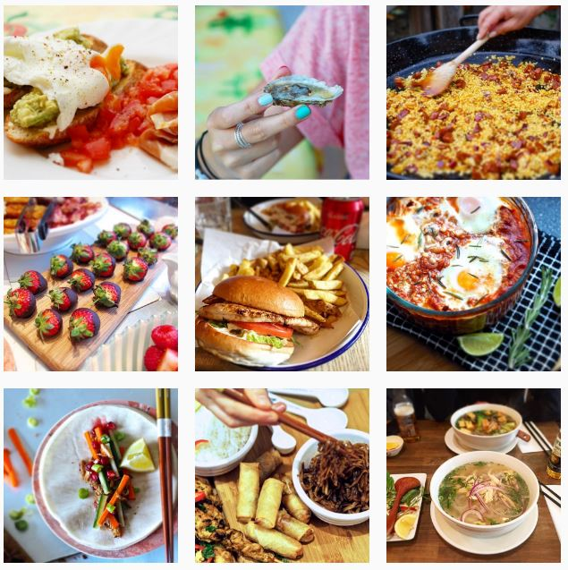 Lifestyle|| 15 Foodies to follow on Instagram right now!