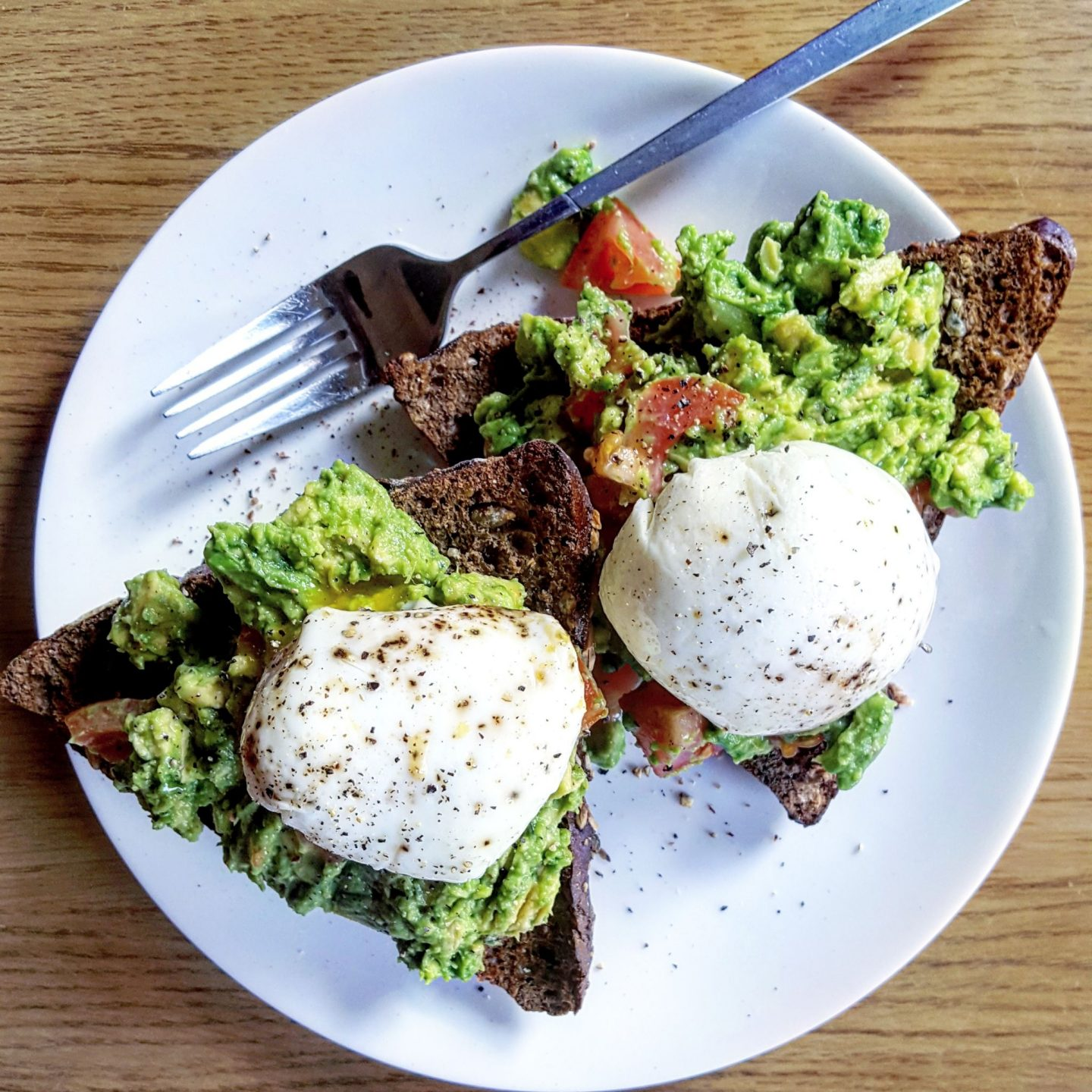 Smashed Avocado Recipe