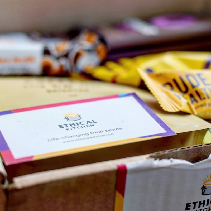 Foodie Finds|| Ethical Kitchen Subscription Box