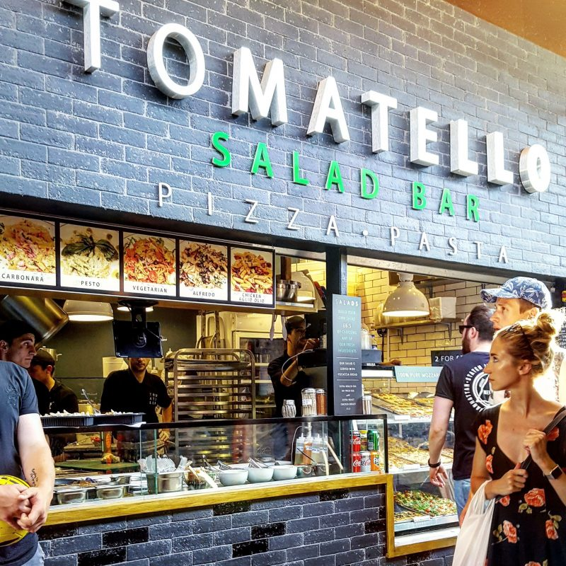 Eating Out|| Tomatello, Camden Market