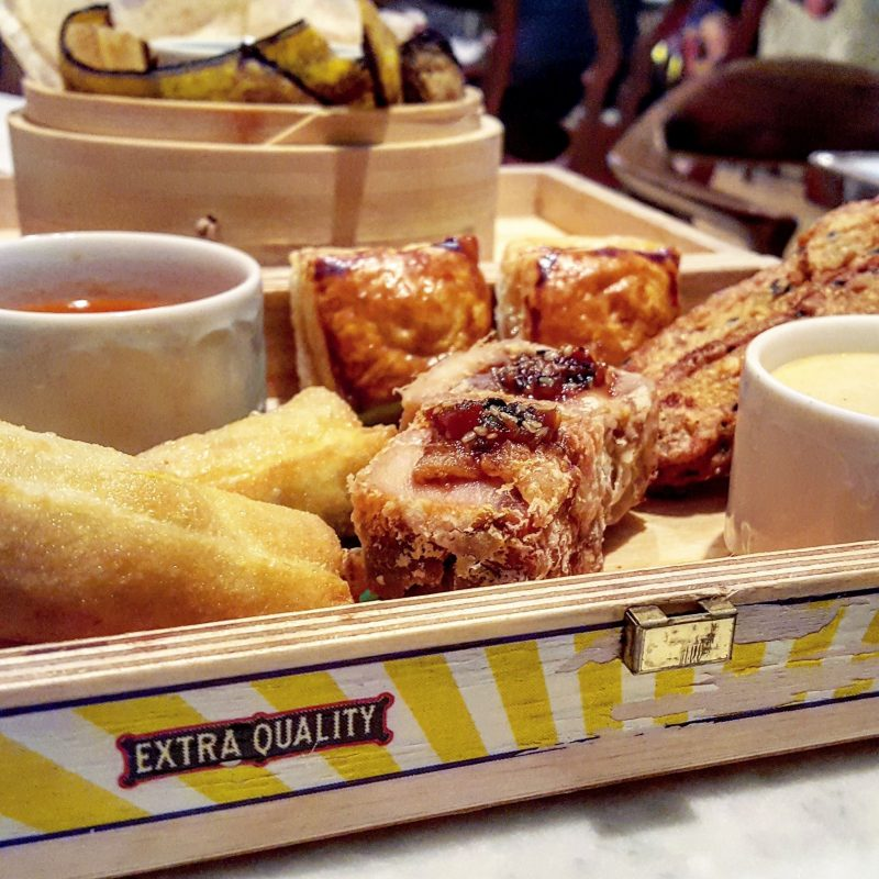 Bottomless Brunch at Asia de Cuba