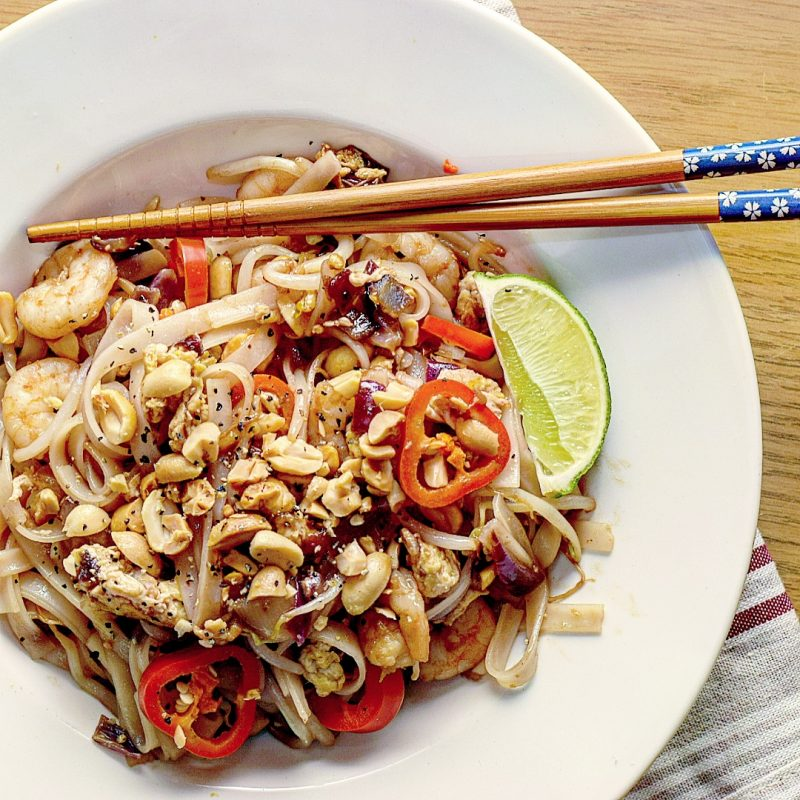 Recipe|| Pad Thai