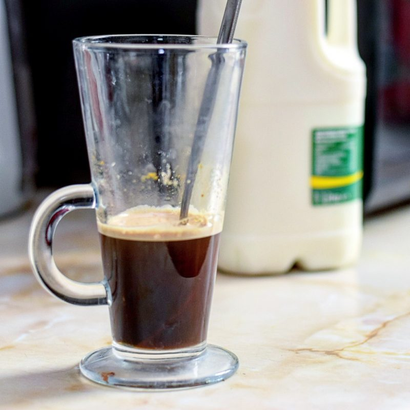 Simple Iced Coffee Recipe