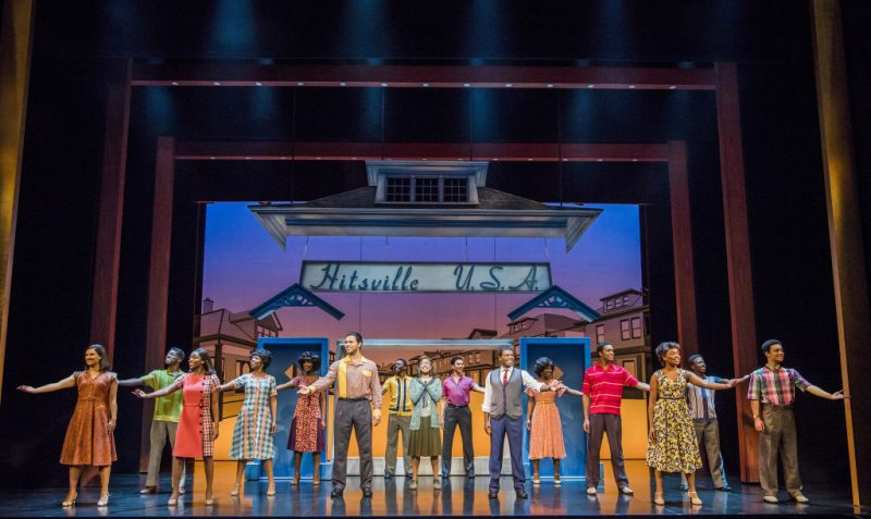 Motown the musical, London